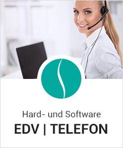 EDV + Telefon