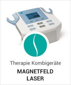 Laser+Magnetfeld