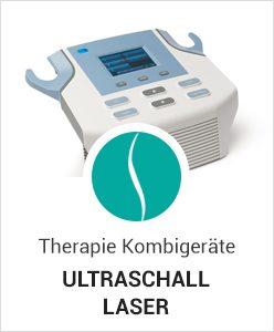 Ultraschall+Laser