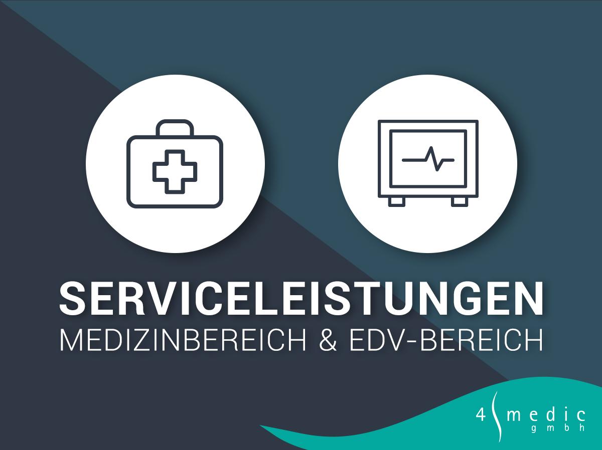 Service und Support für Medizintechnik und EDV-Systeme