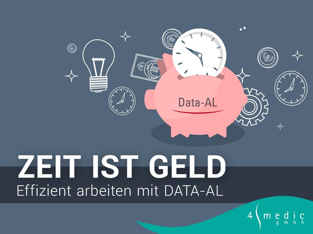 Zeit- und Kosteneffizienz mit Data-AL