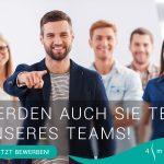 4medic als Arbeitgeber für Vertriebsmitarbeiter